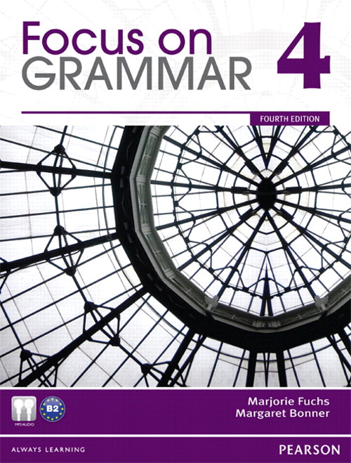 Focus on Grammar 4, 4th Edition