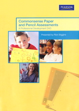 Commonsense Paper and Pencil Assessments DVD