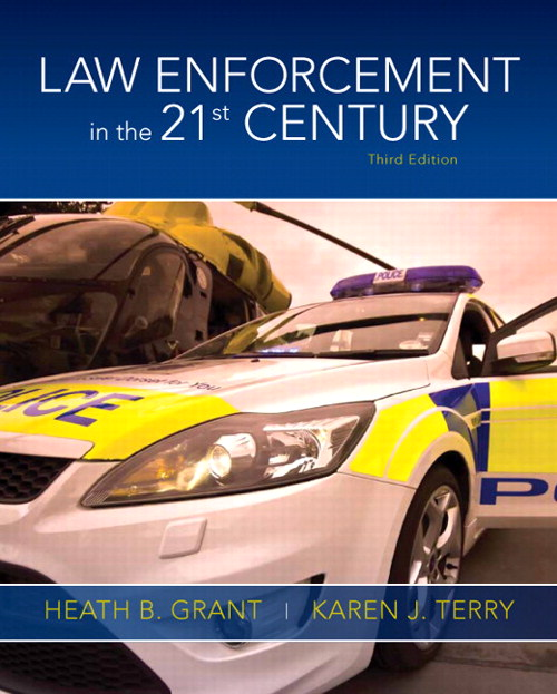 Law Enforcement in the 21st Century, CourseSmart eTextbook, 3rd Edition