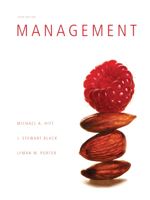 Management, 3rd Edition