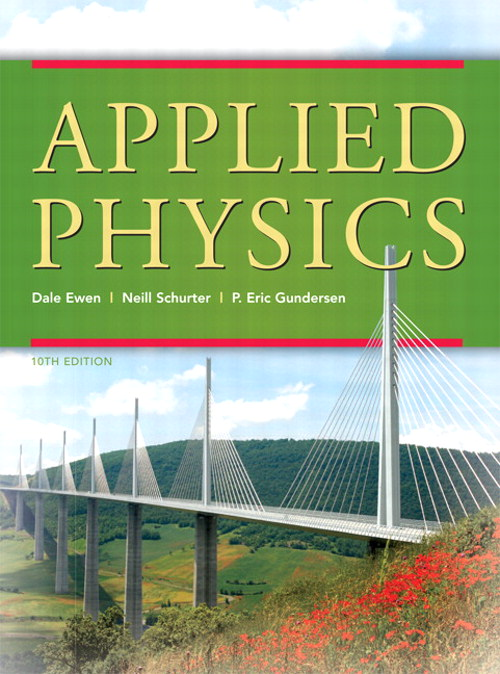 Applied Physics, CourseSmart eTextbook, 10th Edition