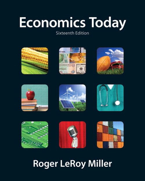 Economics Today, 16th Edition