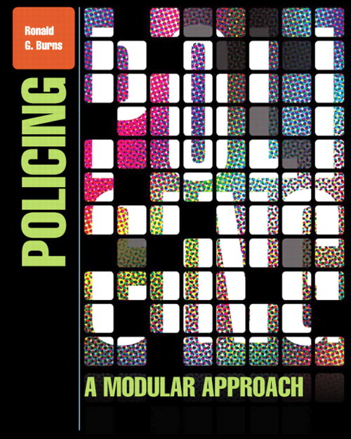 Policing: A Modular Approach, CourseSmart eTextbook