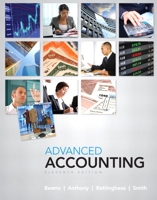 Advanced Accounting, CourseSmart  eTextbook, 11th Edition