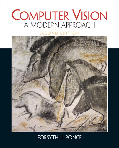Computer Vision: A Modern Approach, CourseSmart eTextbook, 2nd Edition