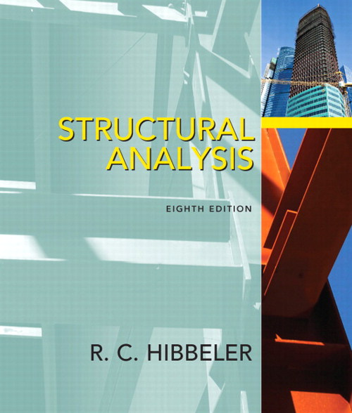 Structural Analysis, CourseSmart eTextbook, 8th Edition