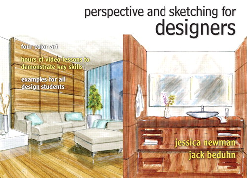 Perspective and Sketching for Designers