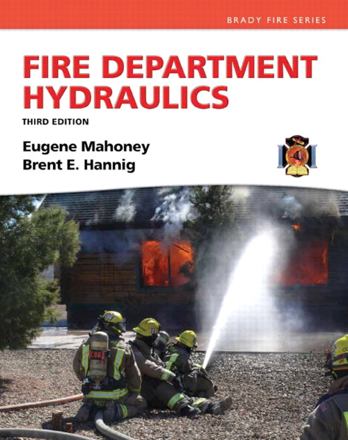 CourseCompass -- Instant Access -- for Fire Department Hydraulics, 3rd Edition