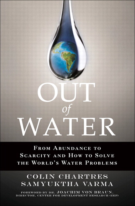 Out of Water: From Abundance to Scarcity and How to Solve the World's Water Problems, CourseSmart eTextbook