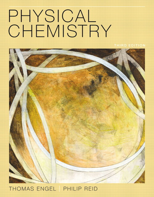Physical Chemistry, CourseSmart eTextbook, 3rd Edition