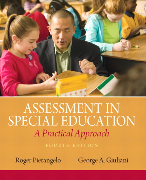 Assessment in Special Education: A Practical Approach, CourseSmart eTextbook, 4th Edition