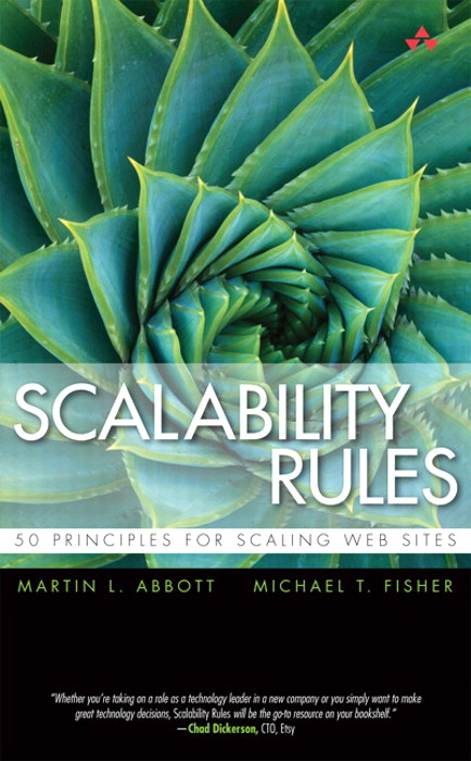 Scalability Rules: 50 Principles for Scaling Web Sites, Safari