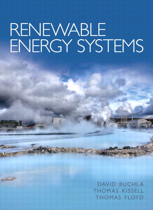 Renewable Energy Systems, CourseSmart eTextbook