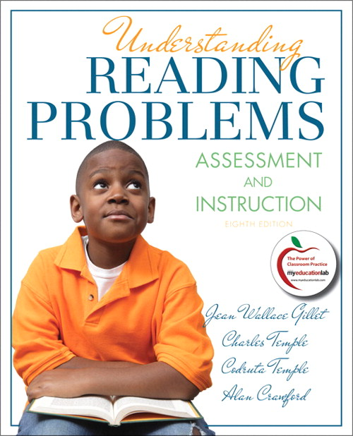 Understanding Reading Problems: Assessment and Instruction, CourseSmart eTextbook, 8th Edition