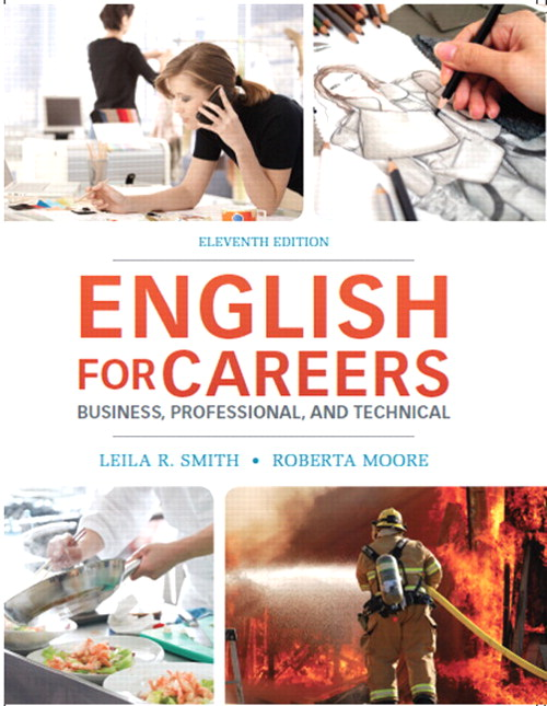 English for Careers: Business, Professional and Technical, 11th Edition