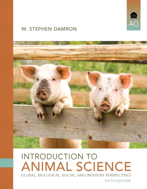 Introduction to Animal Science, CourseSmart eTextbook, 5th Edition