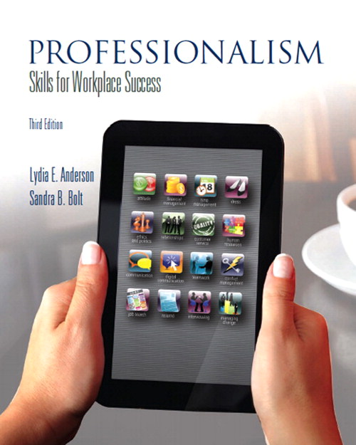 Professionalism: Skills for Workplace Success, 3rd Edition