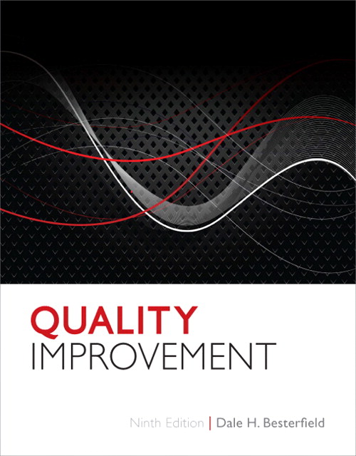 Quality Improvement, CourseSmart eTextbook, 9th Edition