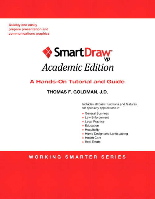 SmartDraw VP: A Hands-on Tutorial and Guide, CourseSmart eTextbook, 2nd Edition