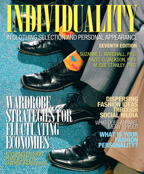 Individuality in Clothing Selection and Personal Appearance, CourseSmart eTextbook, 7th Edition