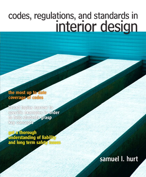 Codes, Regulations, and Standards in Interior Design, CourseSmart eTextbook