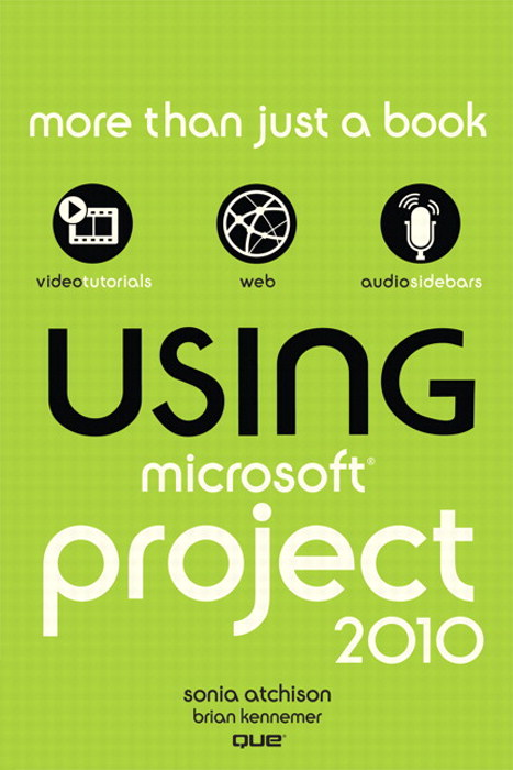 Using Microsoft Project 2010