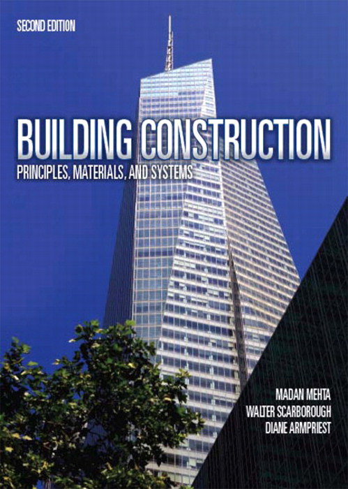 Building Construction: Principles, Materials, & Systems, CourseSmart eTextbook, 2nd Edition