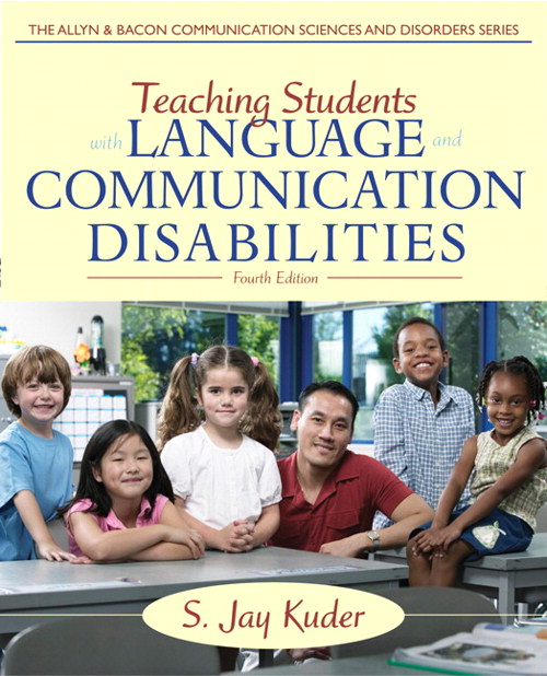 Teaching Students with Language and Communication Disorders, CourseSmart eTextbook, 4th Edition