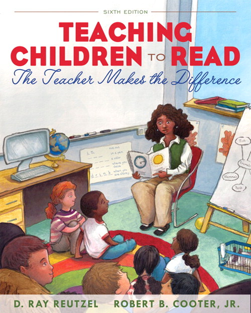 Teaching Children to Read: The Teacher Makes the Difference, CourseSmart eTextbook, 6th Edition