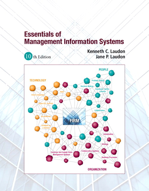 Essentials of MIS, 10th Edition
