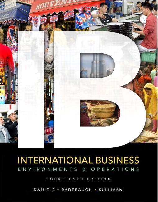 International Business: Environments & Operations, CourseSmart eTextbook, 14th Edition