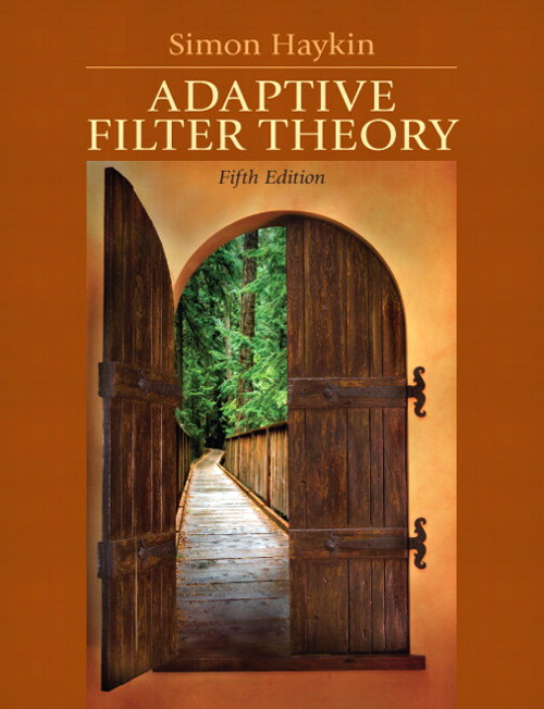 Adaptive Filter Theory, Coursesmart eTextbook, 5th Edition