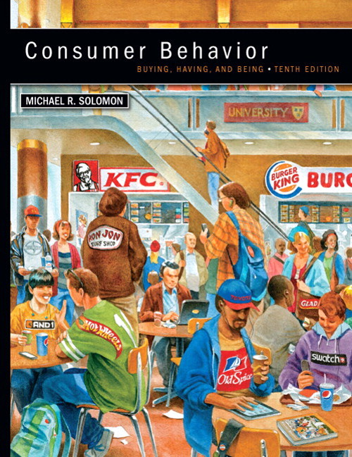 Consumer Behavior, 10th Edition