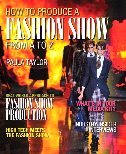 How to Produce a Fashion Show from A to Z, CourseSmart etextbook