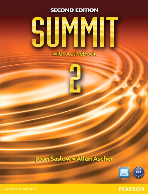 Summit 2 with ActiveBook, 2nd Edition