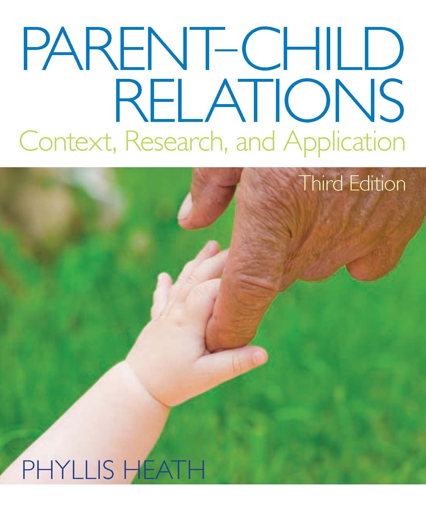 Parent-Child Relations: Context, Research, and Applications, CourseSmart eTextbook, 3rd Edition