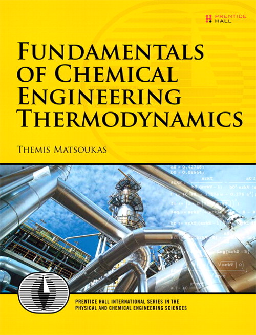 Fundamentals of Chemical Engineering Thermodynamics, CourseSmart eTextbook