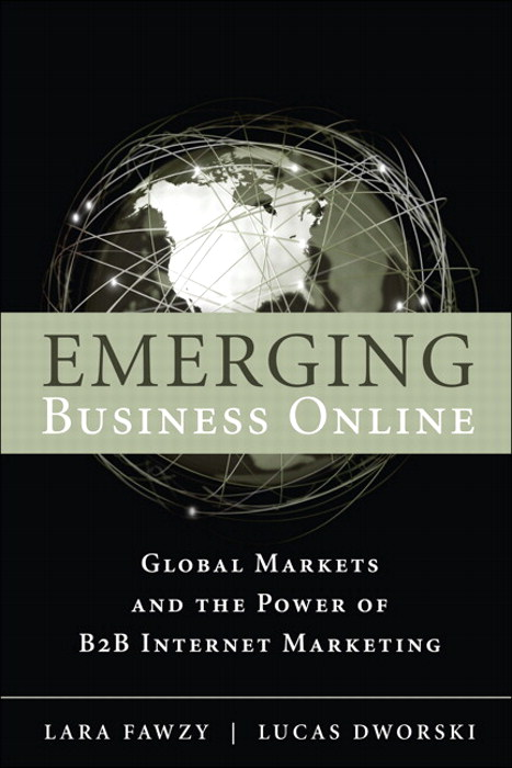 Emerging Business Online: Global Markets and the Power of B2B Internet Marketing, CourseSmart eTextbook