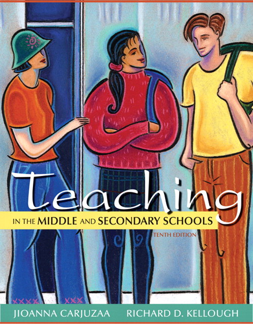 Teaching in the Middle and Secondary Schools, CourseSmart eTextbook, 10th Edition