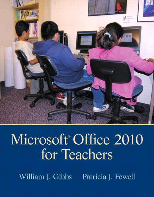 Microsoft Office for Teachers, CourseSmart eTextbook, 4th Edition