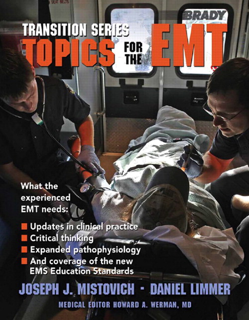 Transtition Series: Topics for the EMT, CourseSmart eTextbook