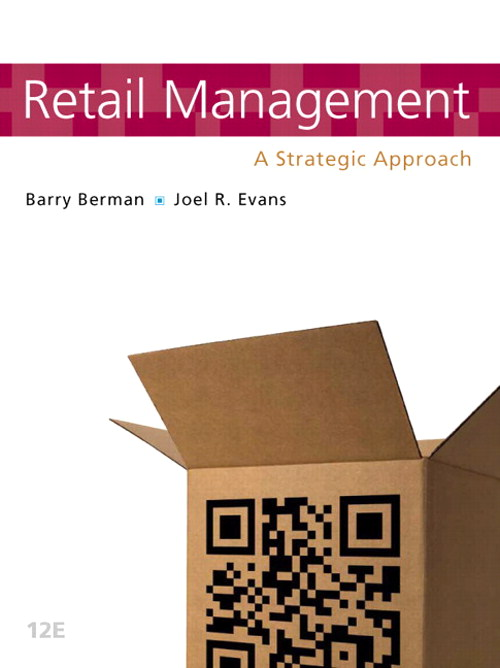 Retail Management: A Strategic Approach, CourseSmart eTextbook, 12th Edition