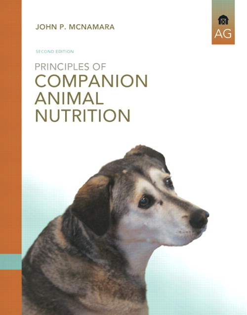 Principles in Animal Nutrition, CourseSmart eTextbook, 2nd Edition