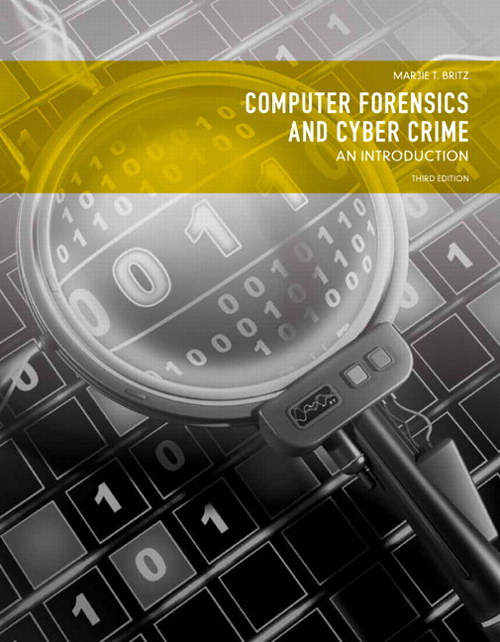 Computer Forensics and Cyber Crime: An Introduction, CourseSmart eTextbook, 3rd Edition