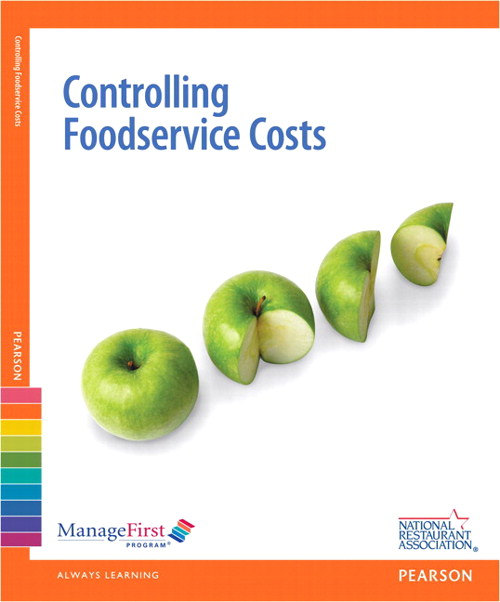 ManageFirst: Controlling FoodService Costs, CourseSmart eTextbook, 2nd Edition