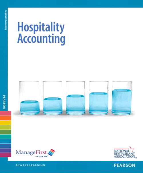 ManageFirst: Hospitality Accounting,  CourseSmart eTextbook, 2nd Edition