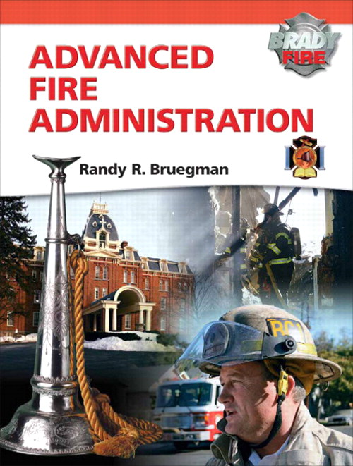 Advanced Fire Administration, CourseSmart eTextbook