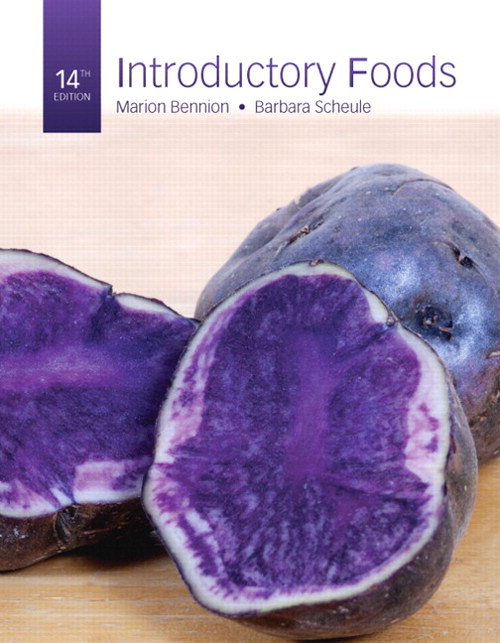 Introductory Foods, CourseSmart eTextbook, 14th Edition