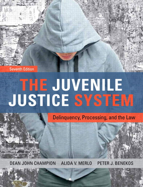 Juvenile Justice System, The: Delinquency, Processing, and the Law, CourseSmart eTextbook, 7th Edition