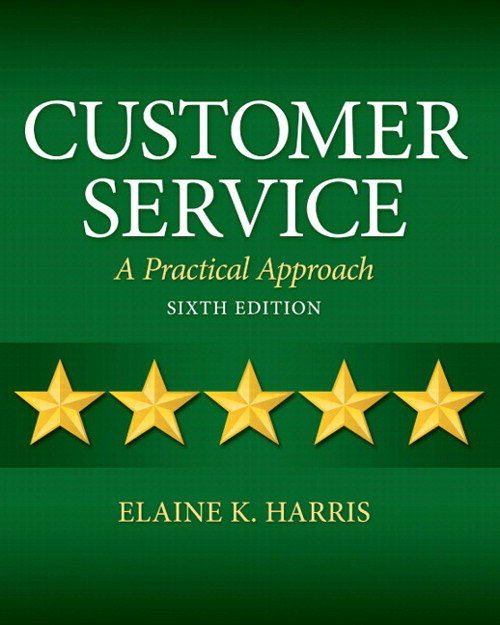 Customer Service: A Practical Approach, CourseSmart eTextbook, 6th Edition